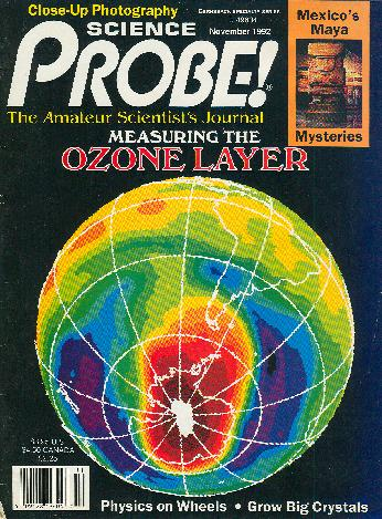 Complete construction details for TOPS were given in Science Probe! magazine (November 1992).